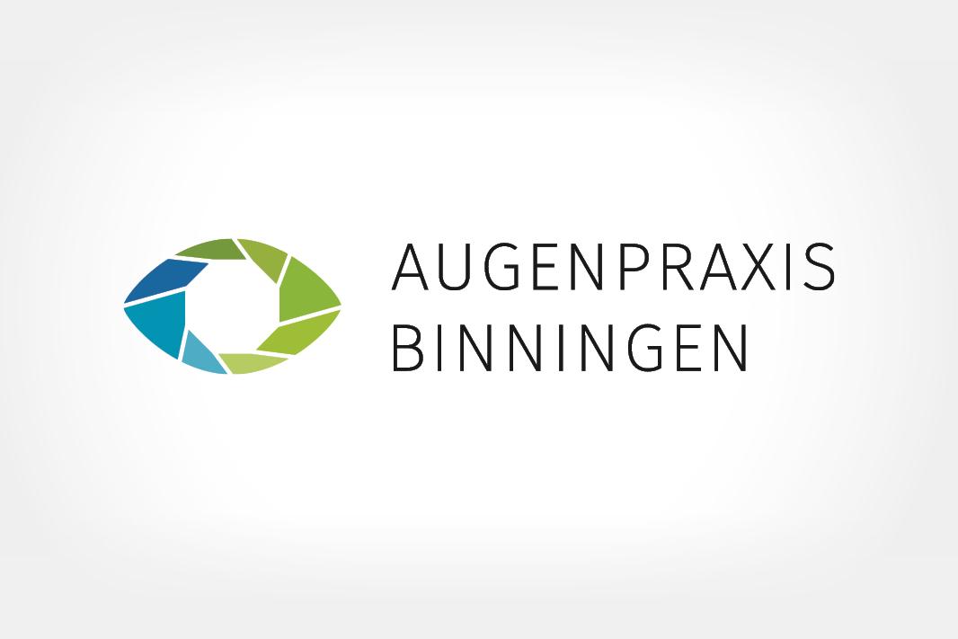 Firmen Logo Augenpraxis