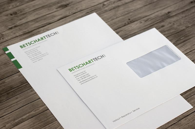 Briefschaften Betschattech