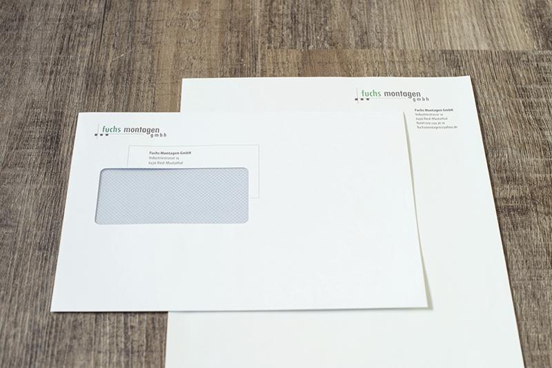 Briefschaften Fuchs Montagen GmbH