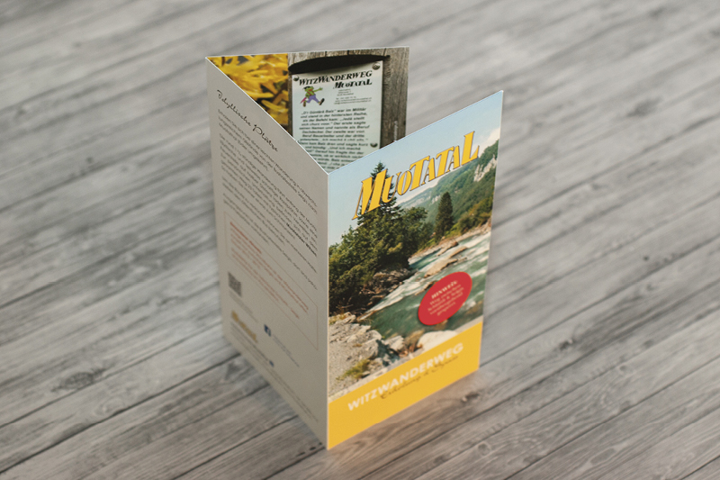 Broschüre Verkehrsverein