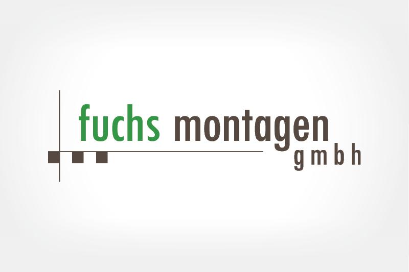 Logo Design Fuchs Montagen GmbH