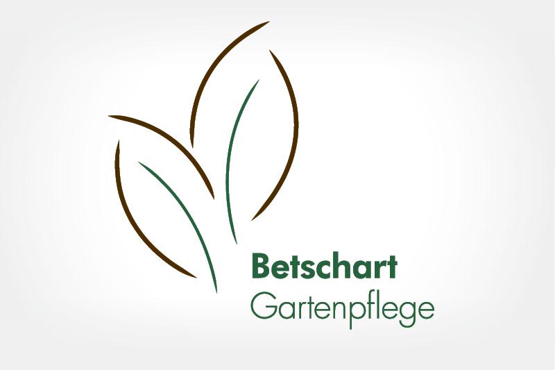 Firmen Logo Betschart Gartenpflege