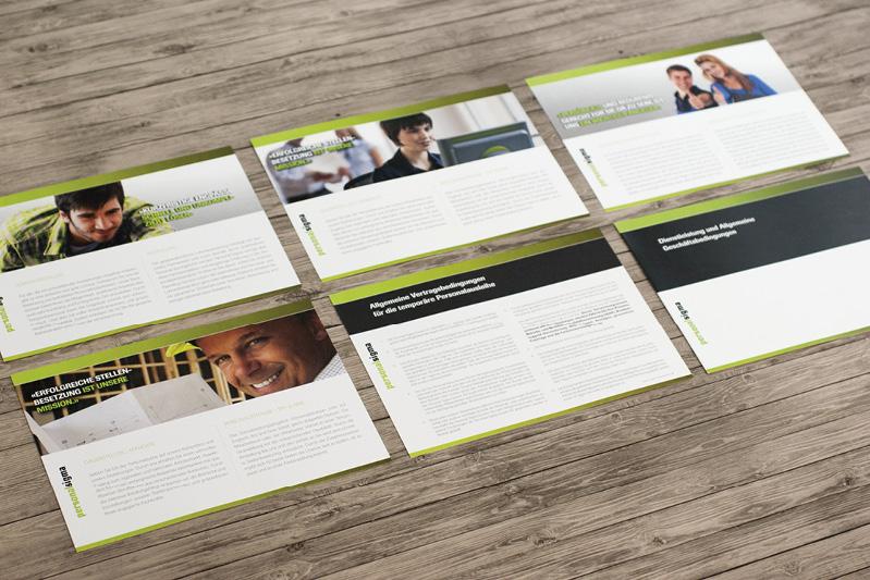 Flyer und Plakate Personal Sigma