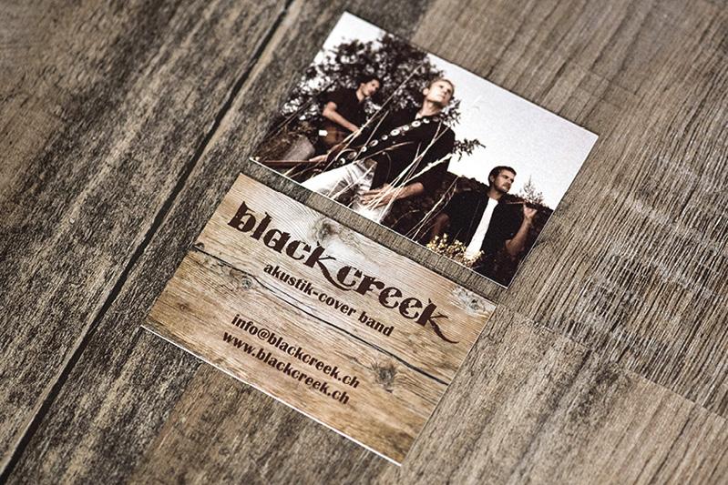 Visitenkarte blackcreek