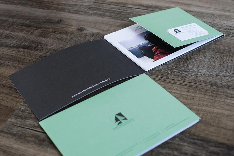 Broschüre Prospekt