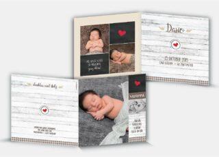 Geburtskarte Dario