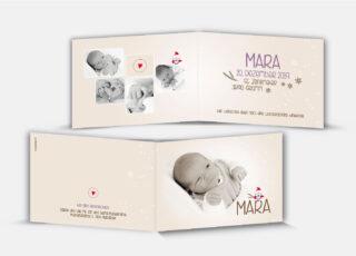 Geburtsanzeige Mara