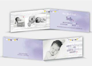 Geburtskarte Sofia