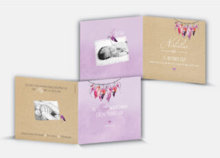 Geburtskarte Natalia